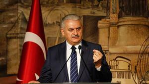 Yıldırım: Türkiye hakikaten büyük bir savaş veriyor