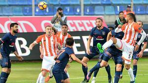 Adanaspor-Medipol Başakşehir: 1-1