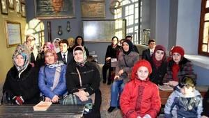 Kocasinanlı kursiyerlerin müze ziyareti