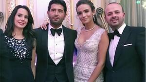 2012 Türkiye Güzeli Açalya Samyeli Danoğlu Pariste evlendi