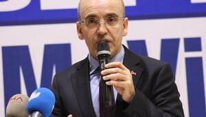 Mehmet Şimşek: Türkiye üzerinde operasyonun yapılmasına izin vermeyiz