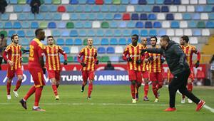 Kayserispor 2-0 Karabükspor / MAÇIN ÖZETİ