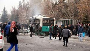 Kayseri bombalı saldırısı doğalgazlı otobüs planlanarak yapılmış