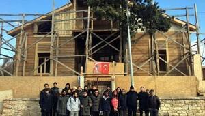 Üniversite öğrencileri Kırklareliyi ziyaret etti