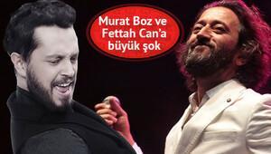 Murat Boz ve Fettah Cana Özledim cezası