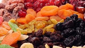 Kuru meyve ihracatında 1,5 milyar dolar hedefi