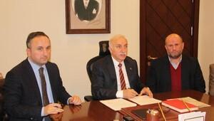Türkiyede ilk olacak Medikal Aletler Meslek Lisesinin protokolü imzalandı