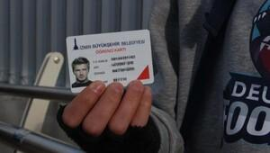 ESHOTdan Beckham'lı kart yanıtı