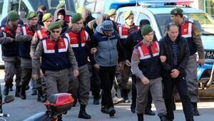 Fethiyede 9 insan kaçakcısı tutuklandı