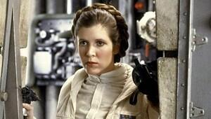 Carrie Fisher Star Wars 8'de yer alacak Carrie Fisher kimdir