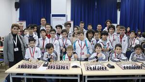 Satranç turnuvası şampiyonları belli oldu