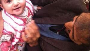 2.5 yaşındaki Nehir, iki kez hastaneye götürüldü sabah öldü