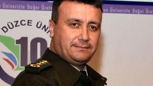 Düzce eski İl Jandarma Komutanı FETÖden tutuklandı