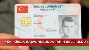 Yeni kimlik kartı başvurusu nasıl yapılır Fiyatlar ne kadar olacak