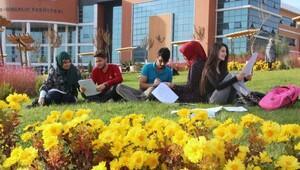 7 Aralık Üniversitesi, yeşil kampüste 14üncü sırada