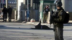 İsrail güçleri Filistinli kadını vurarak yaraladı
