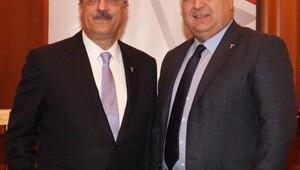 İDDMİB Başkanı Rıdvan Mertöz : İhracat seferine ABDden başlayacağız