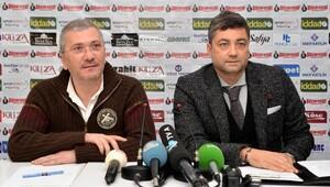 Adanaspor Teknik Direktörü Levent Şahin: Ligde kalıcı olacağız