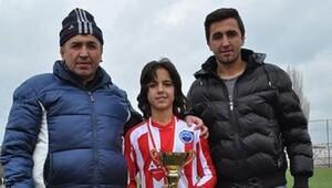 12 yaşındaki Emre Demire Barcelonadan davet