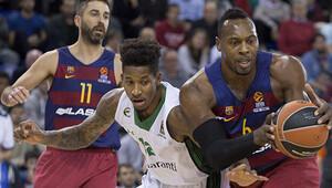 Barcelona Lassa: 81 - Darüşşafaka Doğuş: 77