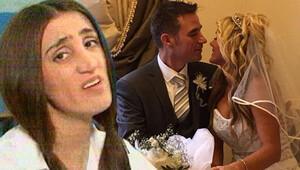 Oyuncu Sonay Aydın evlendi