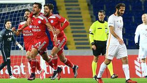 Galatasaraya Tuzlaspor maçından bir şok daha