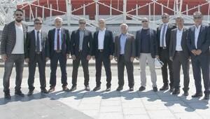 Trabzonspor'da Usta yönetiminin yüzü gülmedi