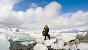 Ateş ve buzun coğrafyasında tek başımayım: İzlanda