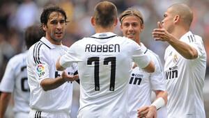 Arjen Robbenden Real Madrid itirafı