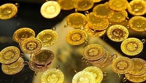 Çeyrek altın 215 liradan satılıyor