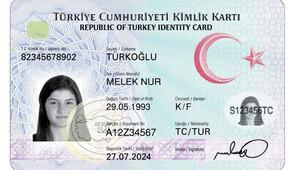 Yeni kimlik kartları için başvuru başladı İşte çipli kimlikler için gerekli belgeler