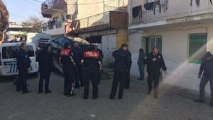Aydında polis memuru yaralandı