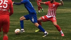 Dardanelspor ikinci hazırlık maçında berabere kaldı