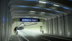 İşte Avrasya Tünelinde yeni geçiş ücretleri