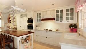 En güzel beyaz mutfaklar