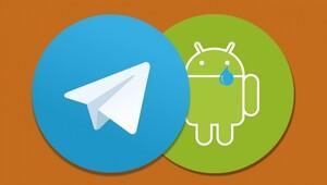 Android kullananlara Telegram şoku