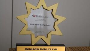 Türk mobilya firmasına uluslararası ödül