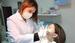 Bayraklıda 18 bin kişiye diş tedavisi