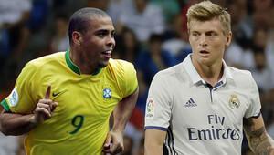 Kroos'un yeni yıl paylaşımına Ronaldo'dan tokat gibi yanıt