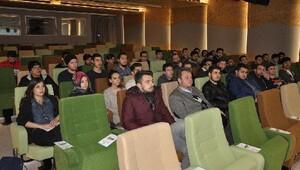 Genç mühendis adayları Bursagaz'ın yeşil binasını gezdi