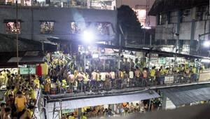 Filipinlerde hapishane baskını: 150 kişi kaçtı