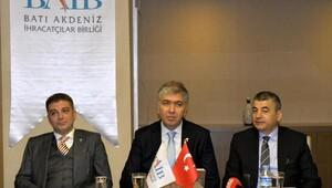 Batı Akdenizin ihracatı 1.4 milyar dolar