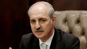 Numan Kurtulmuş izlenen politikayı eleştirdi: Suriye baştan yanlıştı