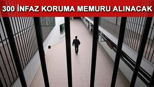 İnfaz Koruma Memuru alımı devam ediyor 2017 Gardiyan alımı başvurusu