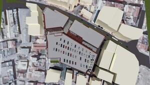 Çanakkale'ye 700 araç kapasiteli katlı otopark yapılacak