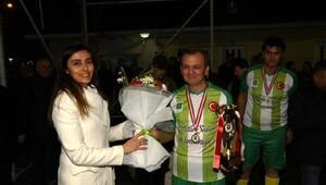 Kurtuluş kupası futbol turnuvası sona erdi