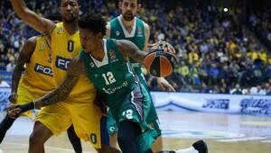 Maccabi FOX: 93 - Darüşşafaka Doğuş: 92