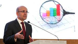 Şimşek: Türkiye ekonomisi şoklara karşı büyük bir direnç gösterdi