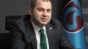 Trabzonspor yöneticisi Saral: Gaziantepspor maçı Şenol Güneş Stadında oynanacak