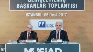 """Mehmet Şimşek, """"Anayasa değişikliği vazgeçilmez"""""""